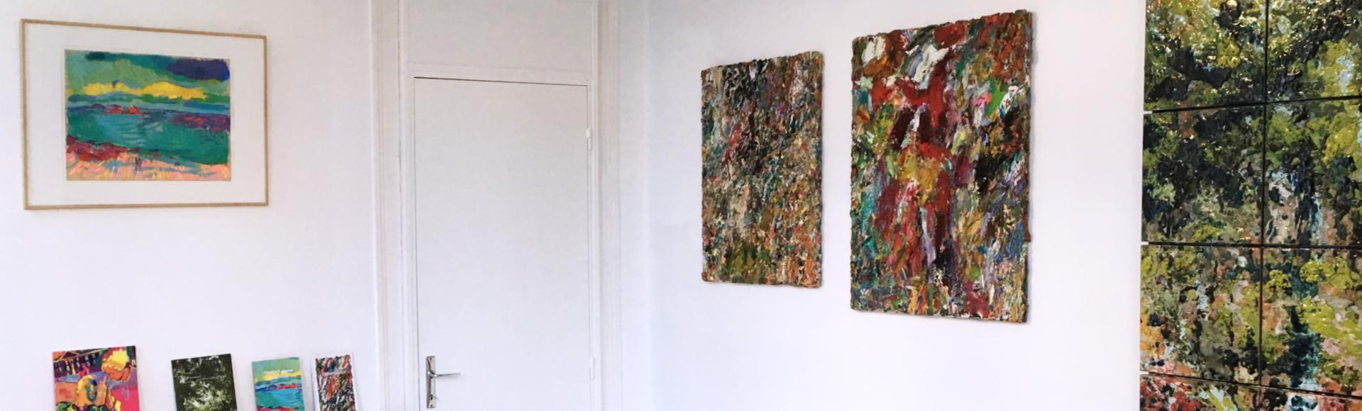 l'Atelier & les artistes